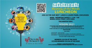 Meeting of the Minds Luncheon @ Duval Street