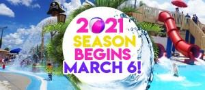 Sun Splash Family Waterpark Opening Day @ Sun Splash